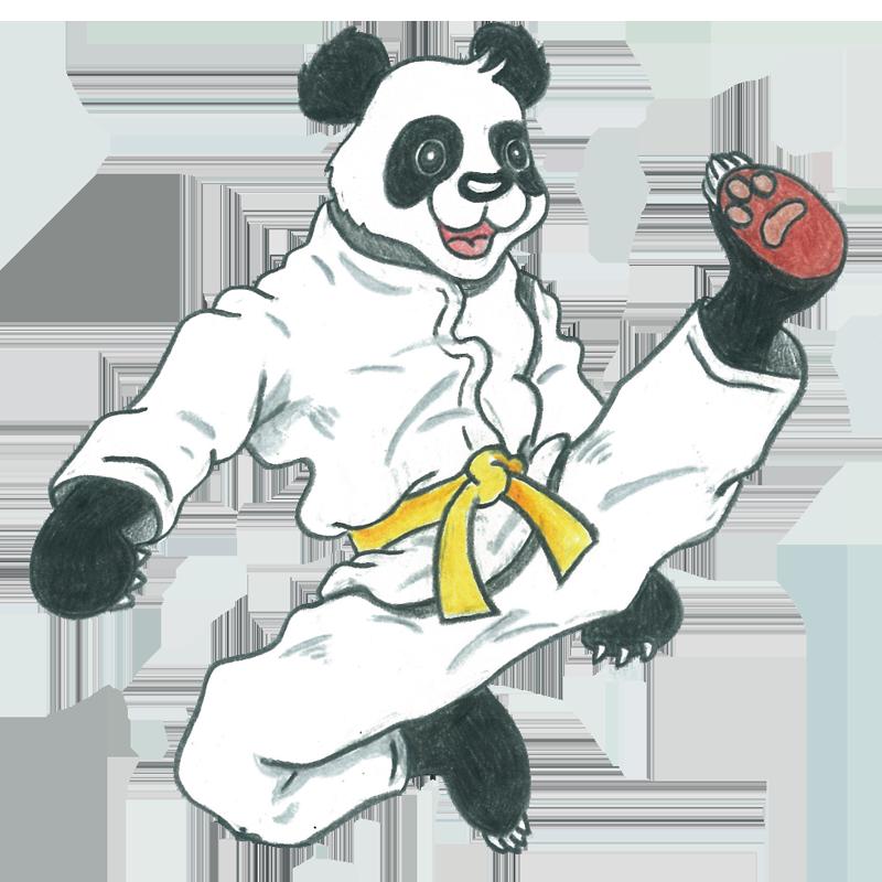 Entraînement technique - groupe Panda